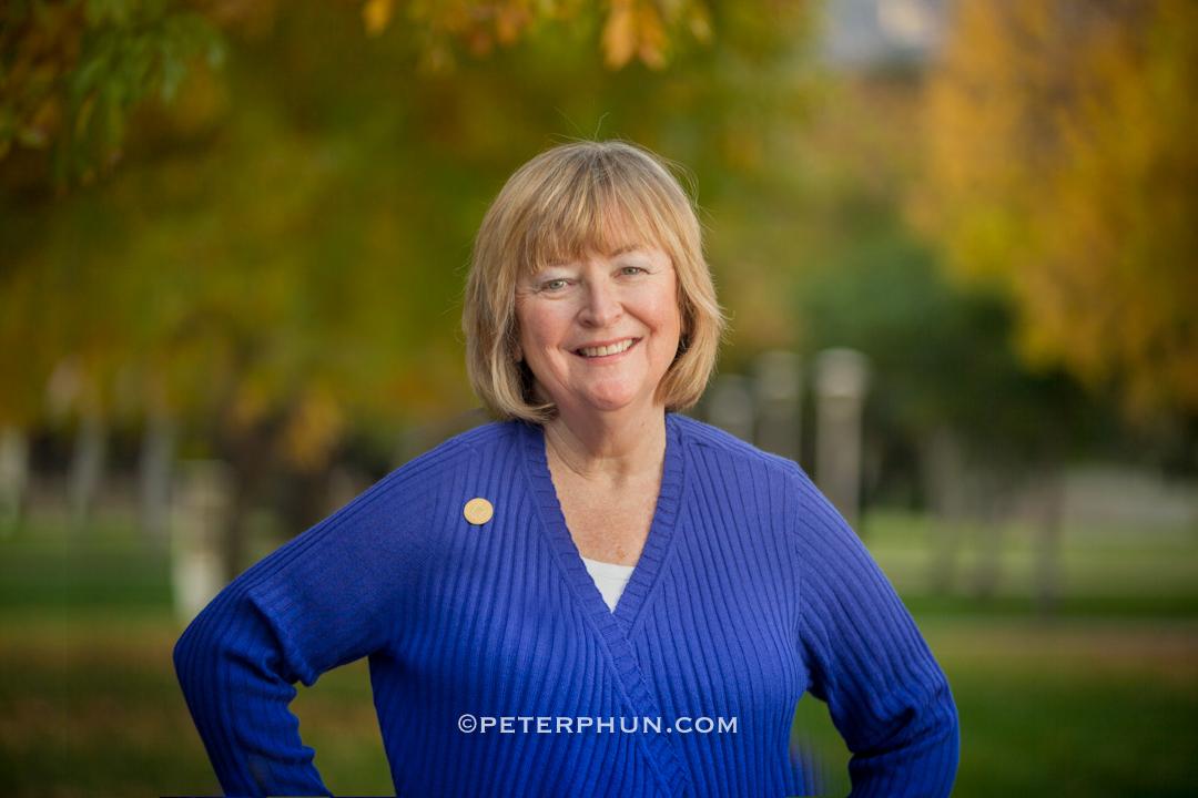 Interim UCR Chancellor Jane Conoley