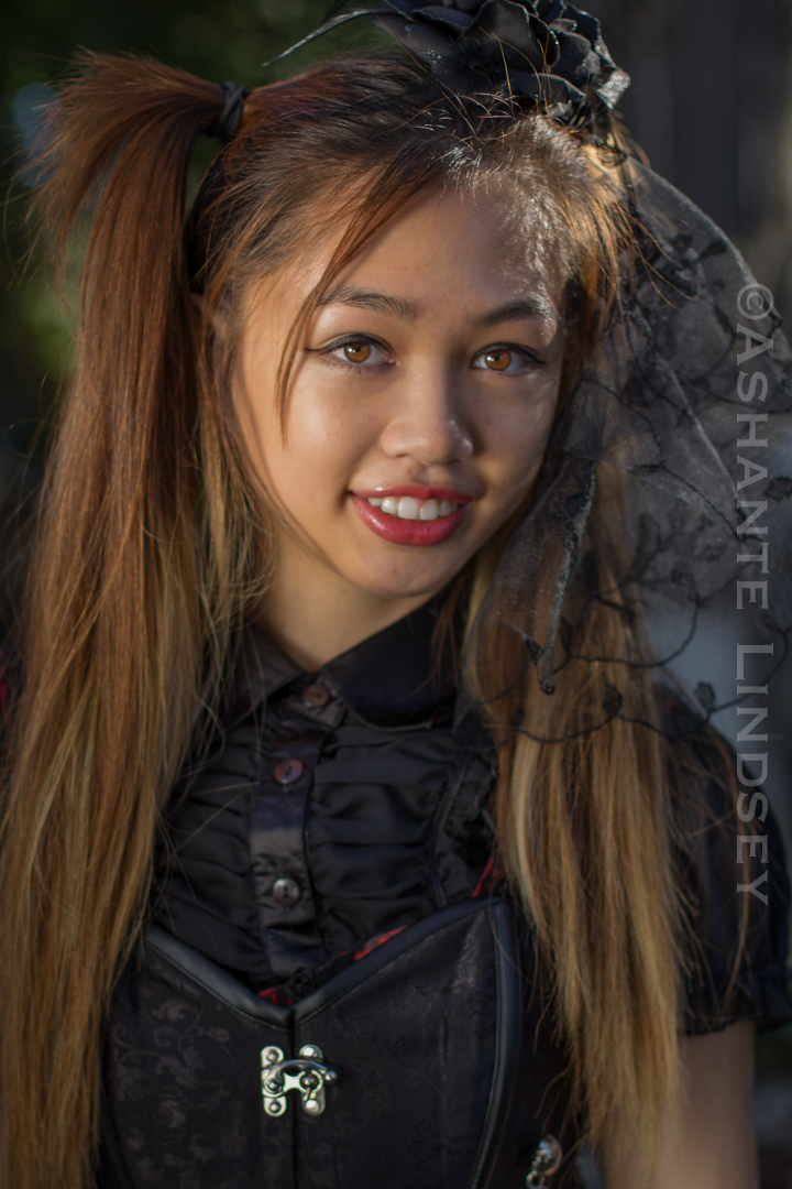 Josie modeled by Ashante