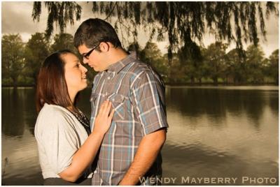 Engagement portrait Digital Wedding Photography class Riverside City College